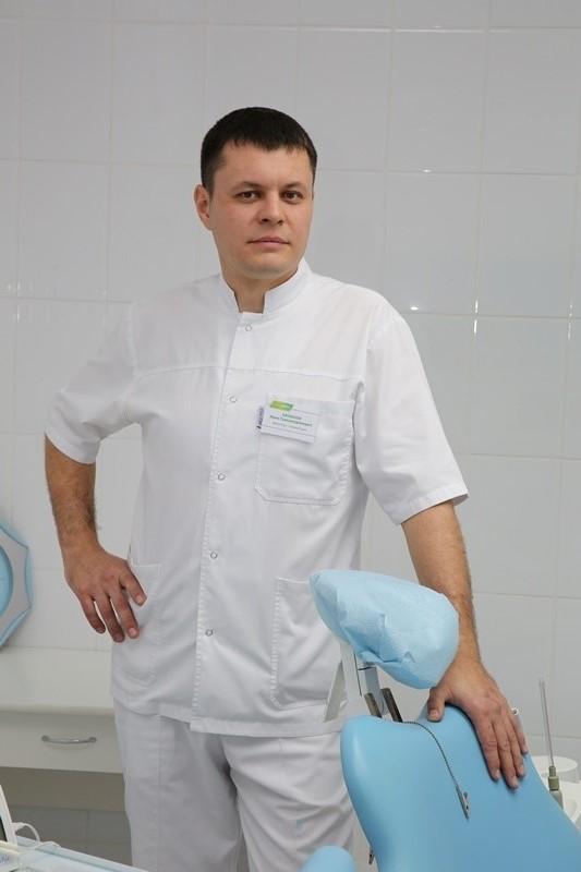 Главный врач, врач-стоматолог-ортопед Калаков Ирек Галеметдинович