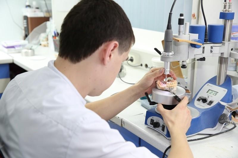 Зуботехническая лаборатория
