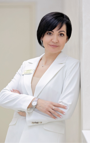 Калакова Марина Юрьевна, заместитель директора
